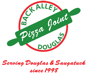 Back Alley Pizza Joint Logo